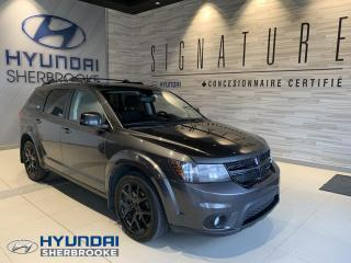 Used 2014 Dodge Journey SXT FWD + AIR CLIM + TV/DVD + BLUETOOTH for sale in Sherbrooke, QC