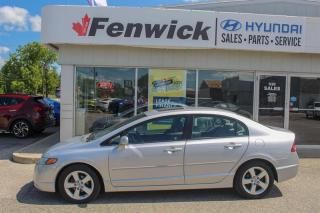 Used 2008 Honda Civic Sedan DX-G at for sale in Sarnia, ON