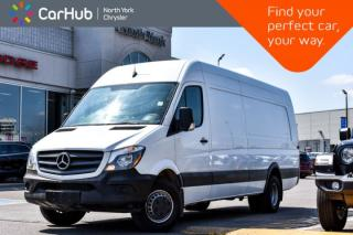 Used 2017 Mercedes-Benz Sprinter Cargo Van 3500|Keyless_Entry|Power_Windows|AM&FM_Radio| for sale in Thornhill, ON