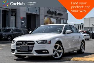 Used 2013 Audi A4 Premium Plus|Heated_FrntSeats|Keyless_GO|SiriusXM|18