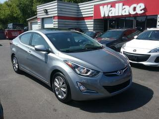 Used 2015 Hyundai Elantra SPORT Sunroof LOW KMS for sale in Ottawa, ON
