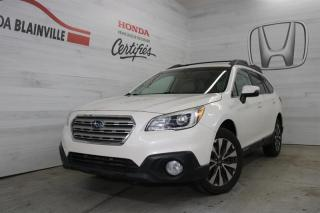 Used 2015 Subaru Outback LIMITED for sale in Blainville, QC