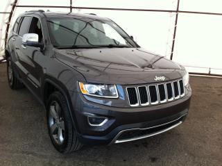 Used 2015 Jeep Grand Cherokee Limited NEW TIRES, POWER LIFTGATE, HEATED SEATS FRONT AND REAR, POWER SUNROOF, 20