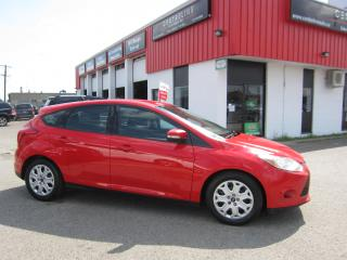 Used 2014 Ford Focus $5,995 + HST + LIC FEE / CLEAN CAR FAX REPORT /CERTIFIED for sale in North York, ON
