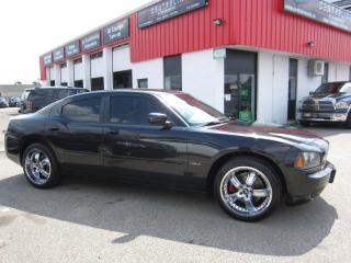 Used 2007 Dodge Charger R/T HEMI $9995 + HST + LIC FEE / CERTIFIED / HEMI for sale in North York, ON