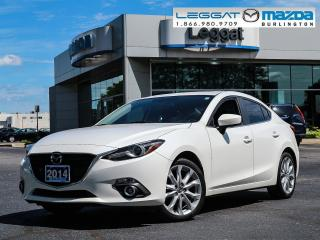 Used 2014 Mazda MAZDA3 GT for sale in Burlington, ON