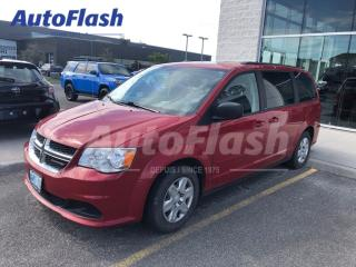 Used 2013 Dodge Grand Caravan SXT *Stow-N-Go * A/C-3-Zones* Extra-clean! for sale in St-Hubert, QC