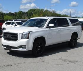 Used 2020 GMC Yukon XL SLT for sale in Peterborough, ON