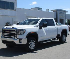 Used 2020 GMC Sierra 2500 HD SLT for sale in Peterborough, ON