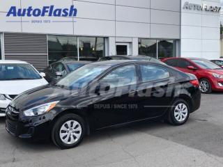 Used 2015 Hyundai Accent GLS *Bluetooth * A/C* Cruise* Gr.Electric* Clean! for sale in St-Hubert, QC