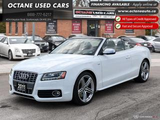 Used 2011 Audi S5 3.0 Premium for sale in Scarborough, ON