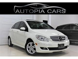 Used 2008 Mercedes-Benz B-Class 4dr HB Turbo for sale in North York, ON