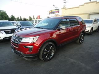 Used 2019 Ford Explorer XLT 4X4 Cuir Navi Toit Pano 7 Pass for sale in Laval, QC