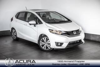 Used 2016 Honda Fit EX for sale in Ste-Julie, QC