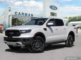 Used 2019 Ford Ranger LARIAT for sale in Carman, MB