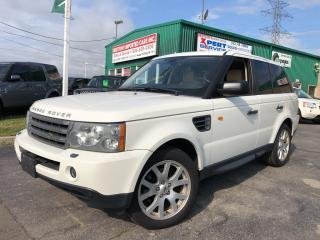 Used 2007 Land Rover Range Rover Sport HSE for sale in Burlington, ON