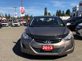 Used 2013 Hyundai Elantra GL for sale in Campbell River, BC