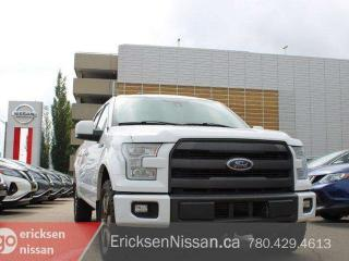 Used 2015 Ford F-150 LARIAT fx4 l 4x4 l Eco-boost l Nav l Roof l Leather for sale in Edmonton, AB