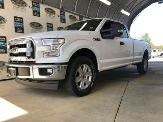 Used 2017 Ford F-150 XLT for sale in Campbell River, BC