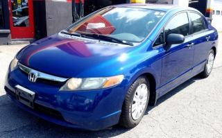 Used 2006 Honda Civic DX-G for sale in St. Catharines, ON