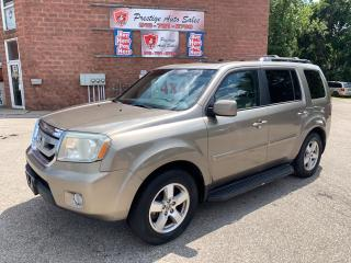 Used 2011 Honda Pilot SUMMER BLOWOUT $400 OFF/AWD/8 SEATS/ONE OWNER for sale in Cambridge, ON