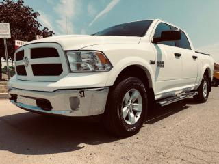 Used 2016 RAM 1500 OUTDOORSMAN CREW CAB for sale in Mississauga, ON