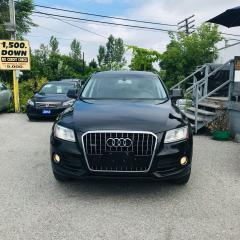 Used 2013 Audi Q5 JUST ARRIVED-LUXURY IMPORT SUV for sale in Toronto, ON