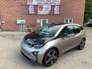 Used 2015 BMW i3 SUMMER BLOWOUT $400 OFF/ELECTRIC/NO ACCIDENT for sale in Cambridge, ON