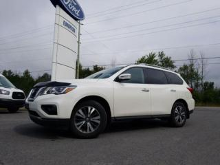 Used 2017 Nissan Pathfinder S for sale in Embrun, ON