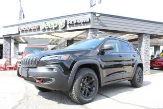 Used 2020 Jeep Cherokee Trailhawk Elite for sale in Bracebridge, ON