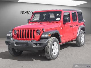 Used 2020 Jeep Wrangler UNLIMITED SPORT for sale in Mississauga, ON