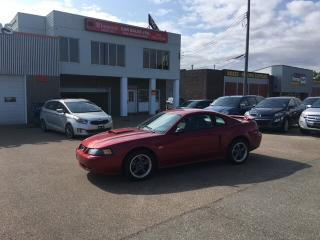 Used 2003 Ford Mustang GT Deluxe for sale in Edmonton, AB