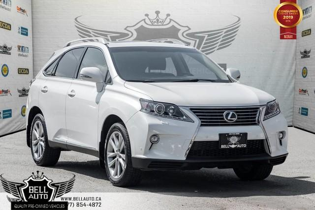 2015 Lexus RX 350 F Sport, AWD, NO ACCIDENT, NAVI, BACK-UP CAM, SUNROOF, BLIND SPOT