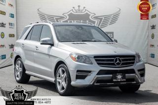 Used 2015 Mercedes-Benz ML-Class ML 350 BlueTEC, AWD, NAVI, 360 CAM, PANO ROOF, SENSORS for sale in Toronto, ON