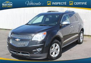 Used 2011 Chevrolet Equinox 2LT FWD for sale in Ste-Rose, QC