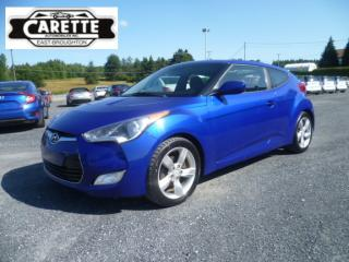 Used 2012 Hyundai Veloster W-tech for sale in East broughton, QC