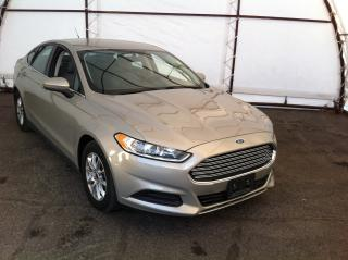 Used 2015 Ford Fusion LOW LOW KM'S!!!, REVERSE CAMERA, HANDSFREE CALLING for sale in Ottawa, ON
