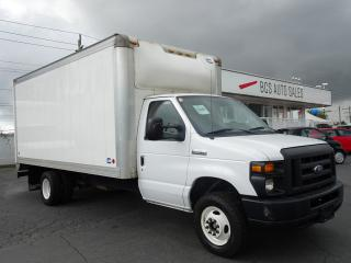 Used 2016 Ford Econoline Commercial Cutaway Easy Financing, 16' Minoru Box, Certified for sale in Vancouver, BC