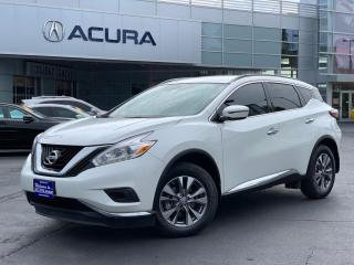 Used 2017 Nissan Murano S | 1OWNER | NAVI | HTDSEATS | CLOTH | FWD for sale in Burlington, ON