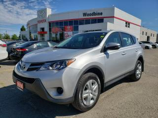 Used 2014 Toyota RAV4 CLEAN | AWD | LOW KMS for sale in Etobicoke, ON