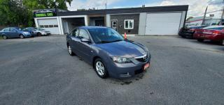 Used 2008 Mazda MAZDA3 GS for sale in Cornwall, ON