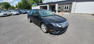 Used 2012 Ford Fusion SE for sale in Cornwall, ON