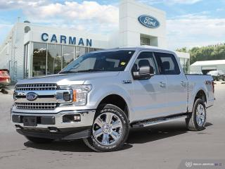 Used 2019 Ford F-150 XLT for sale in Carman, MB