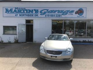 Used 2002 Lexus SC 430 for sale in St. Jacobs, ON
