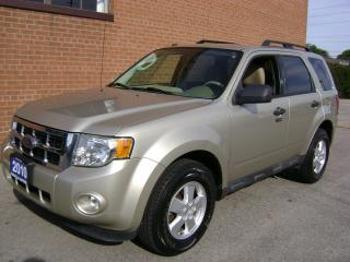 Used 2010 Ford Escape XLT 1 owner, no accidents for sale in Oakville, ON