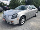 Photo of Silver 2007 Cadillac CTS