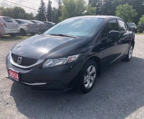 Used 2014 Honda Civic LX 1 OWNER for sale in Stouffville, ON