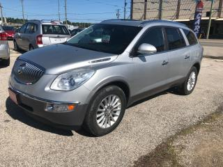 Used 2010 Buick Enclave CX for sale in Bradford, ON