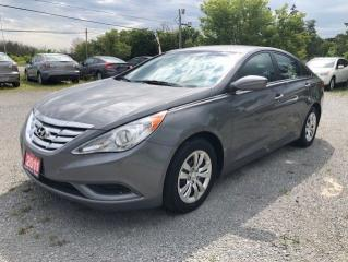 Used 2011 Hyundai Sonata GLS LOW KMS for sale in Stouffville, ON