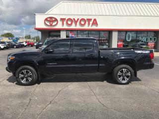 Used 2016 Toyota Tacoma TRD DOUBLE CAB 4x4 V6 auto for sale in Cambridge, ON
